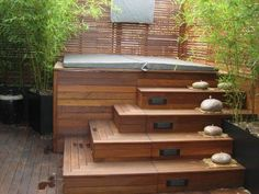 City Beautiful Carpentry: Soho Penthouse Roof Deck