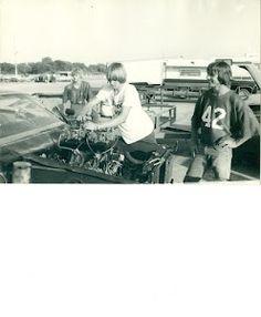 always under the hood, Kevin Fullerton, my dad