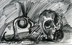 serpent-mask