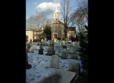 Old Swede's Church - Wilmington, Delaware