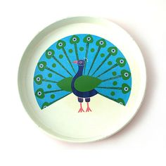great plate- wooden Donkey's flickr page