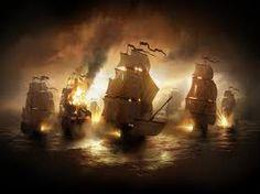 Battle Ships Wallpaper