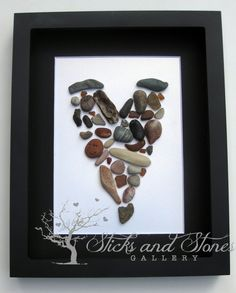 Engagement Gift Handmade Wedding Gift-Coastal Home by SticksnStone