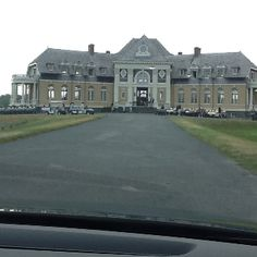 Private golf club Newport RI