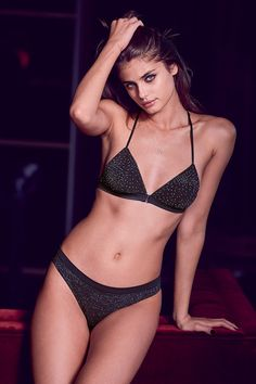 For a little holiday shimmer... | Victoria's Secret