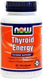 Thyroid Energy is a complete nutritional supplement for the support of healthy thyroid function. NOW has combined Iodine and Tyrosine, the two integral constituents necessary for the synthesis of thyroid secretions. In addition, Thyroid Energy contains the Ayurvedic herbal extracts from Guggul and Ashwagandha to complement the nutritional support components. - See more at: http://www.tasmanhealth.co.nz/now-foods-thyroid-energy/