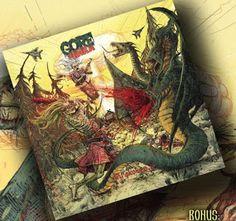 brutalgera: GoreМыка - Mrakobes'Ы(Single) (2015), Deathgrind