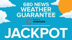 680 News Weather Guarantee Contest March 2020 Rio Hato, Online Contest, Win Cash Prizes, Instant Win Games, Online Sweepstakes, Eat Your Heart Out, Free Park, I Win, Love Design