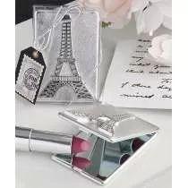 Espejo Torre Paris Recuerdo Boda Despe Bautizo Comunion Xv