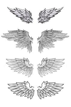 Pilot Wings compass Tattoo | Wings by eagi on DeviantArt