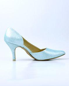 Something Blue Wedding Shoes Powder Blue Wedding by ammiejoyce ...