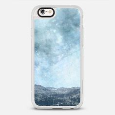 Mystic Mountains - iPhone 6s New Standard Case in Clear and Clear by @barruf | @casetify