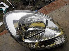 Фара передня права Renault Kangoo Nissan