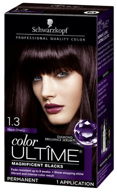 How to Get Cherry Cola Hair Color 42695 Schwarzkopf Color Ultime Hair Color Cream 1 3 Black Cherry Packaging May Vary Black Cherry Hair Color, Cherry Hair Colors, Hair Color Cream, Hair Color For Black Hair, Purple Hair, Hair Colour, Colour Black, Chocolate Cherry Hair Color, Burgundy Hair