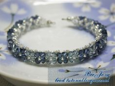 Bead Tutorial- Maybe now I can fix that necklace I bought from the Bahamas and broke.