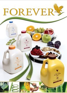 Make Aloe a part of your daily health regime.