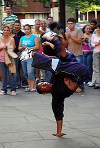 Just to let you know what wikipedia says a b-boy is...