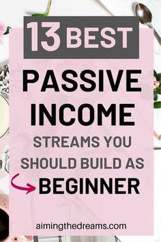 Digital Marketing Strategy, Content Marketing, Affiliate Marketing, Online Marketing, Passive Income Streams, Creating Passive Income, Streams Of Income, Online Income, Earn Money Online