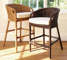Picking bar stools as the subject for Tuesday's Inspiration is kind of a joke, since I have found very few bar stools that are stylish or i...