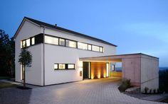 1128 Einfamilienhaus, Neubau   a.punkt architekten
