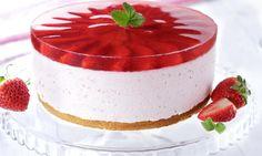 Tort truskawkowy Rezept | Dr. Oetker