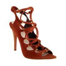 Narciso Rodriguez Lace-Up Sandal