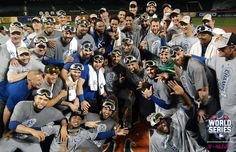 Congrats to the Kansas City Royals! 2015 World Series champs!