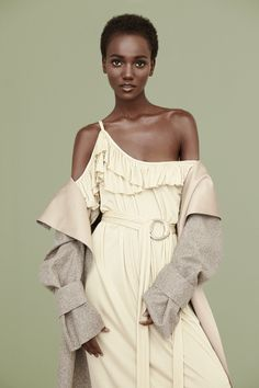 Editorials. Herieth Paul. Flare August 2016. Images by Norman Wong. | SUPERSELECTED - Black Fashion Magazine Black Models Black Contemporary Artists Art Black Musicians