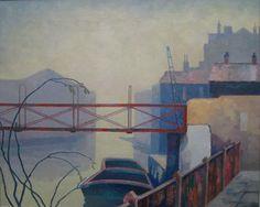 Red Bridge, Walter J Steggles East London Group 1930