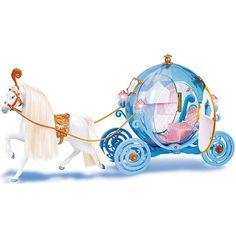 Carrosse de princesse