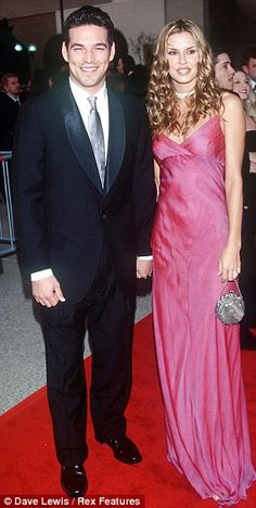 Eddie Cibrian and Brandi Glanville,