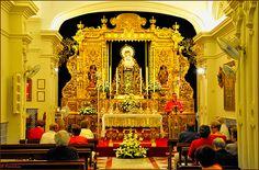 Sevilla : Triana : Virgen de la Estrella chapel | Capilla de… | Flickr