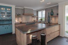 Thijs van de Wouw Keukens - Eiken met Kleur