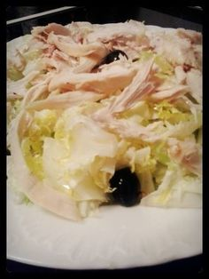 Ensalada de pollo asado. Tahona Artesanal Gourmet Bilbao.