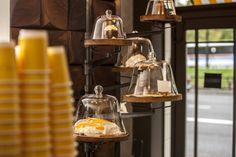 Parcafé coffee shop by CADA Design, London – UK » Retail Design Blog