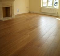 Wide Oak Flooring | The Solid Wood Flooring Company