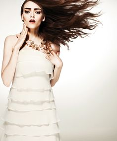 Modern bridal gown fashion | Minnesota Bride Magazine