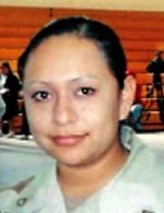 Lori-Ann Piestewa~   The first Native American woman to die while in combat for the US Military.  Unfortunately, she was the first woman to be killed in Operation Iraqi Freedom after an Iraqi ambush.   Piestewa and two other female members, Spc. Shoshana Johnson and Pfc. Jessica Lynch, were taken as prisoners but Piestewa died from her injuries soon after being captured. Posthumously, she was awarded Purple Heart and Prisoner of War medals.
