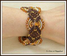 Le gioie di Happyland - patterns: Anubis