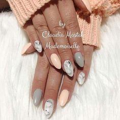 @indigonails @indigonails_lovers #loveindigo #indigolovers #indigonails #inspire #nataliasiwiec #marmurki #marmurnails #nailart #nailporn #paznokciezelowe #paznokcie #nails #lovenails #pastelnails #sweetnails #nails2inspire #peach #nailsagram #hybridmanicure #hybryda #reczniemalowane #zdobieniepaznokci #zdobienia #pic #beautynails