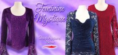 Women's Clothing & Symbolic Jewelry – Sexy, Fantasy, Romantic Fashions | WWW.PYRAMIDCOLLECTION.COM