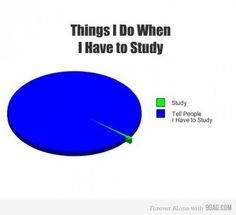 The truth about studying