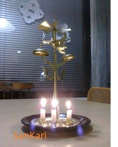 Onni Blogien joulukalenteri luukku 18: Enkelikello Candle Holders, Candles, Candlesticks, Candle Sticks, Candle Stands, Candle, Candle Stand