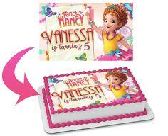 Fancy Nancy Topper Cake Birthday Printable - partyandcraftsupplies.com birthday cake, birthday invitation, birthday party supplies, cake birthday party, cake topper, custom cake, disney fancy nancy, DIY Printable, fancy nancy, fancy nancy birthday party, fancy nancy cake topper, fancy nancy invitation, fancy nancy party, invitation, Photo Cake, topper cake, topper cake printable, video invitation Birthday Cake Toppers, Cake Birthday, Cake Sizes, Fancy Nancy, For Your Party, Custom Cakes, Birthday Party Invitations, Party Supplies, Babys