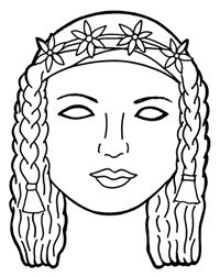 Bible Coloring Pages Esther Free Printable Coloring