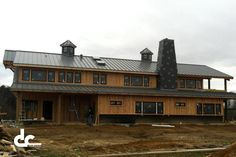 Custom Barn Home In Chattanooga, Tennessee - DC Building