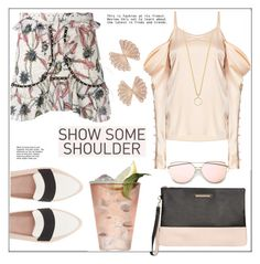 """Shimmy Shimmy: Off Shoulder Tops"" by pat912 ❤ liked on Polyvore featuring Isabel Marant, Kate Spade, Glenda López, Anita Ko, Dorothy Perkins, polyvoreeditorial, polyvoreatitsbest and showsomeshoulder"