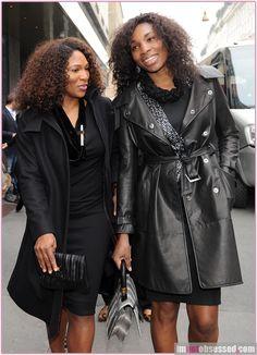 Fp Lib Williams Serena Venus Serena And Venus Williams My Black Is Beautiful, Beautiful Family, American Tennis Players, Famous Sisters, Venus And Serena Williams, Famous Black, Tennis Stars, Athletic Women, Female Athletes