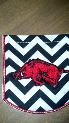Razorback pocket, and have Bonnie make me one of these @Stephanie Thompson  please and thank you :)