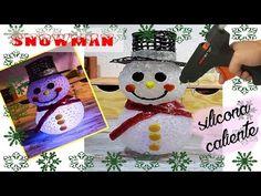 YouTube Panda, Snoopy, Teddy Bear, Christmas Ornaments, How To Make, Diy, Character, Animals, Youtube
